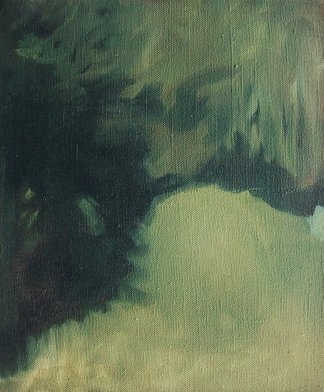 40x33 cm, oil on canvas, 1999