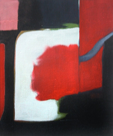 34x28 cm, oil on canvas, 2008